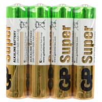 Батарейки GP Super AAA, SB4