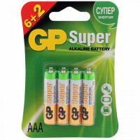 Батарейки GP Super AAA, BC8