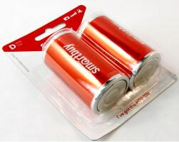 Батарейки Smartbuy Ultra D, BC2