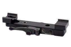 Единое быстросъемное основание Contessa на призму 12 мм с элементами для установки Burris LaserScope