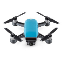 Квадрокоптер DJI Spark (Sky Blue, голубой)