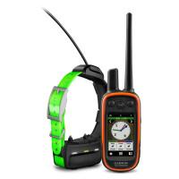 GPS навигатор для охоты и отслеживания охотничьих собак Garmin Alpha 100 с ошейником ТT15