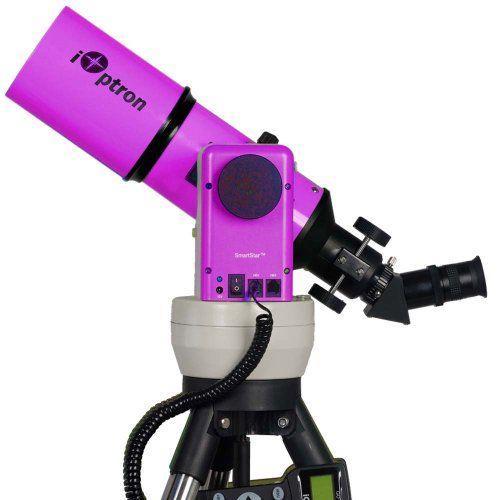 Телескоп iOptron SmartStar-G-R80 Pulsar Purple