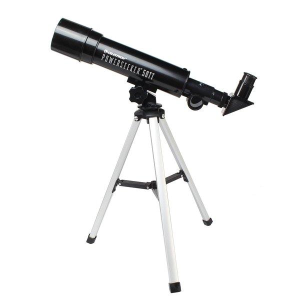 Телескоп Celestron PowerSeeker 50TT Case 21010