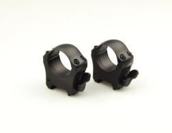 Быстросъемные кольца MAK на Weaver, 34мм, BH12мм, 5250-3412