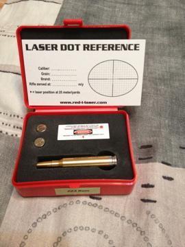 Лазерный патрон Red-i кал. .223 REM