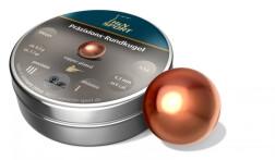 Пули H&N Prazisions-Rundkugel 4.45, 0.5 г, 500 шт