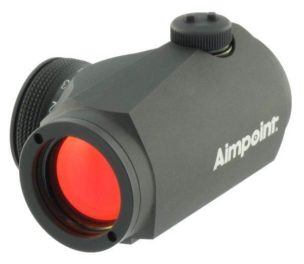 Коллиматор Aimpoint Micro H-1 2MOA без кронштейна 200026