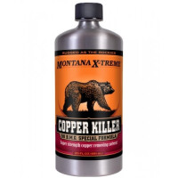 Очиститель ствола от меди Montana X-Treme Copper Killer 180мл, 07035