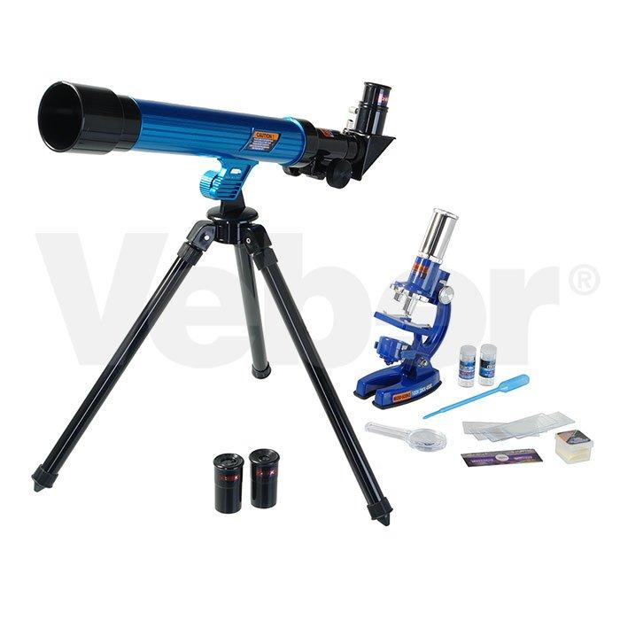 Микроскоп детский MP-450 + телескоп (2035)