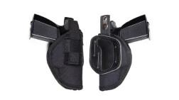Кобура поясная VEKTOR для ПМ и аналогичных по размеру и ГРОЗА с металлической затворной рамой 14-26