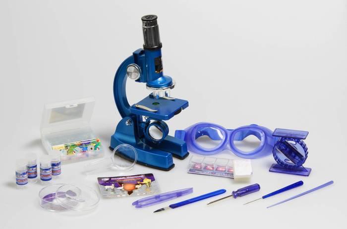 Микроскоп детский Eastcolight Micro-Science MP-1200 zoom, 2132