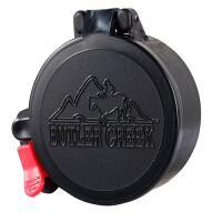 Защитная крышка для прицела Butler Creek откидная на окуляр 05 eye 36,4мм 20050