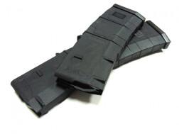 Магазин Pufgun на AR-15/M16/HK, 5.56х45 (.223Rem), 30 патронов, полимер, возможность укорочения, черный, 147гр.