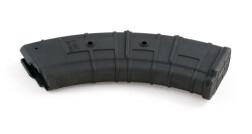 Магазин Pufgun на ВПО-133/Сайга-МК/М (без сухаря), 7,62х39, 30 патронов, полимер, возм. укорочения, черный, 193гр.