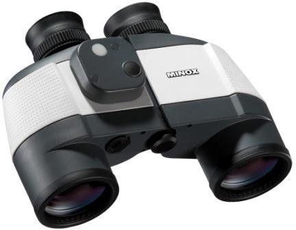 Бинокль MINOX BN 7x50 C White