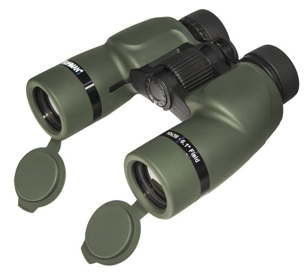 Бинокль Sturman 10x36, зеленый