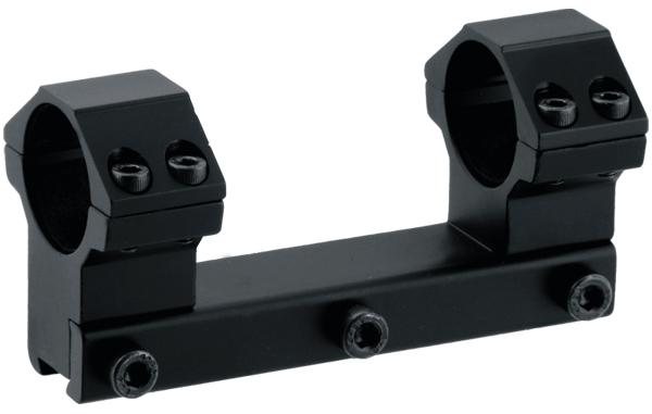 Кронштейн Leapers с кольцами 25.4 мм на призму 12 мм, высокий RGPM2PA-25H4