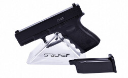 Пистолет пневм. Stalker SA17G Spring (аналог Glock 17), к.6мм, мет.корпус, магазин 11шар, до 80м/с, черный