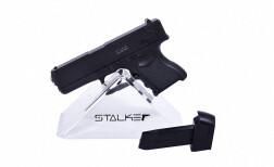Пистолет пневм. Stalker SA17GM Spring (аналог Glock 17), к.6мм, мет.корпус, магазин 6шар, до 80м/с
