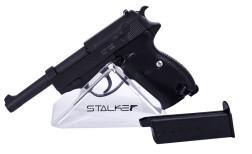 Пистолет пневматический Stalker SA38 Spring (Walther P38) 6 мм