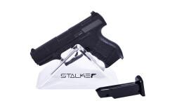 Пистолет пневм. Stalker SA99M Spring (аналог Walther P99), к.6мм, мет.корпус, магазин 8шар, до 80м/с, черный