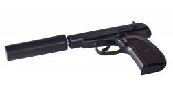 Пистолет пневматический Stalker SAPS Spring (ПМ), 6мм