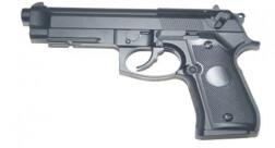 Пистолет пневм. SStalker SCM9P (аналог Beretta M9), к.6ммBB, 12г CO2, пласт.корус, магазин 20шар, до 105м/с, до 3Дж, черный, 423г