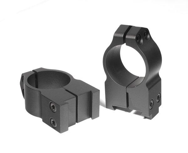 Кольца Warne CZ550 25,4 мм высокие 2BM