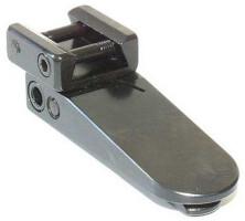 Передняя нога поворотного кронштейна MAK, призма LM, KR=26 мм, 1630-4022
