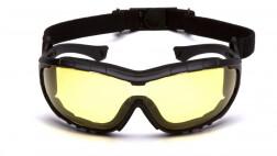"""Очки стрелковые """"Stalker"""", серия Tactical Gen 2, защитные, желтые линзы, светопропускаемость 89%, ANTI-FOG покрытие"""