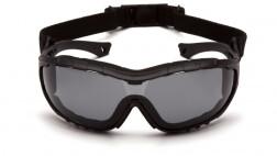 """Очки стрелковые """"Stalker"""", серия Tactical Gen 2, защитные, затемненные линзы, светопропускаемость 23%, ANTI-FOG покрытие"""
