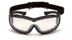 """Очки стрелковые """"Stalker"""", серия Tactical Gen 2, защитные, зеркально-серые, светопропускаемость 50%, ANTI-FOG покрытие"""