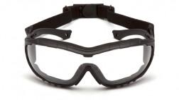 """Очки стрелковые """"Stalker"""", серия Tactical Gen 2, защитные, прозрачные линзы, светопропускаемость 96%, ANTI-FOG покрытие"""