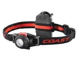 Фонарь налобный Coast HL6 (300 лм)