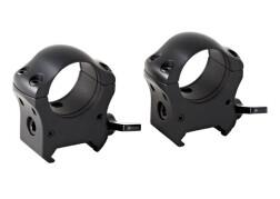 Быстросъемные кольца MAK 26 мм на Weaver, низкие 5850-2600
