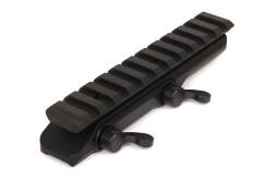 Быстросъемный кронштейн MAK для призмы 12 мм на планку Weaver 5022-5000