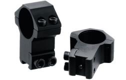 Кольца Leapers 25.4 мм на призму 10-12 мм, высокие RGPM-25H4