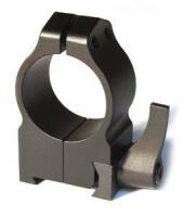 Кольца быстросъемные Warne CZ550 25,4 мм высокие 2BLM