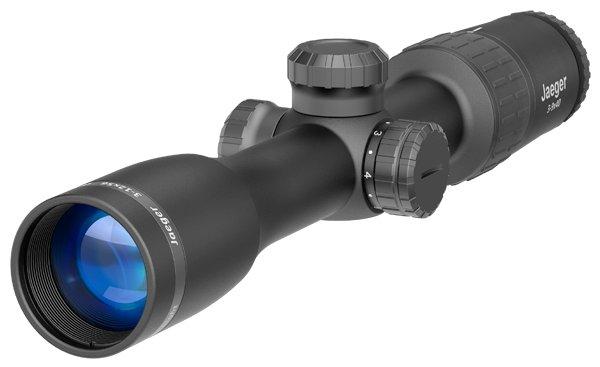 Оптический прицел Yukon Jaeger 3-9x40 с меткой X01i