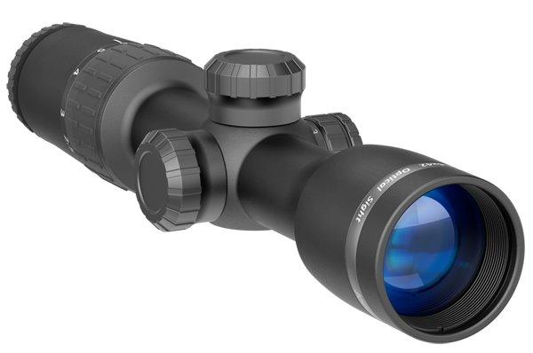 Оптический прицел Yukon Jaeger 3-12x56 X01i