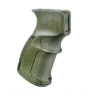 Пистолетная рукоятка FAB Defense AG-47, зеленая