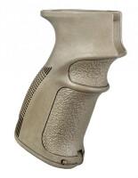 Пистолетная рукоятка FAB Defense AG-47, бежевая