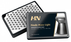 Пули H&N Final Maxx Light 4.5 мм, 0.51 г, 200 шт