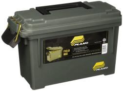 Plano Ящик для патронов 30 кал на 6-8 пачек, водозащищенный, р-р 29,52х13,01х18,09 см, зеленый, 0,46 кг