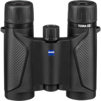 Бинокль Zeiss Terra ED Pocket 10x25, черный
