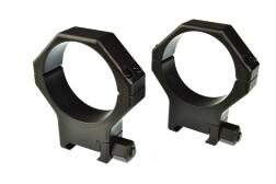 Кольца Contessa на Weaver 40мм, BH 14.5мм