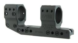 Тактический кронштейн SPUHR D34мм для установки на Picatinny, H38мм, без наклона, с выносом, общая длина 150мм