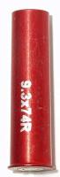 Фальшпатрон Stil Crin, 9.3x74R, анодированный алюминий