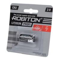 Элемент питания Robiton R-CR2-BL1